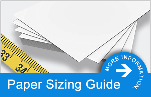 Paper Sizing Guide